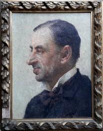 Profil muškarca