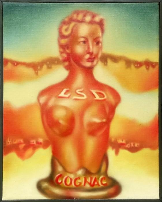 LSD cognac