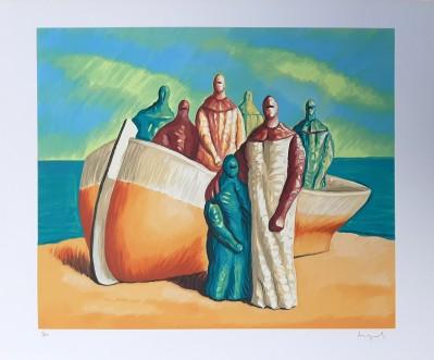 Figure i čamac