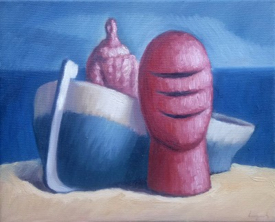 Čamac i figura
