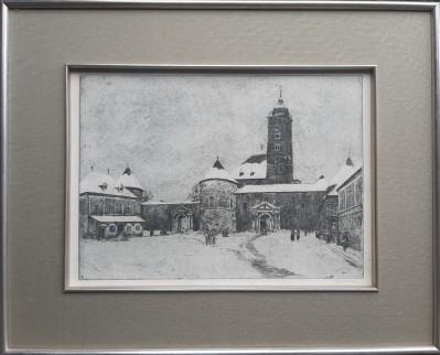 Zagreb, stara Katedrala