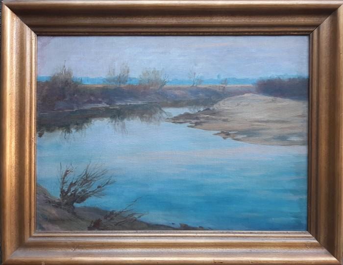 Krajolik uz rijeku