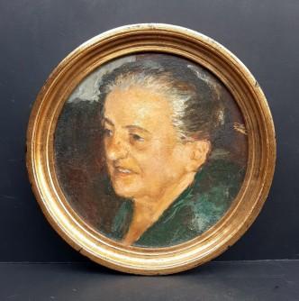 portret slikareve punice Gđe. Katice