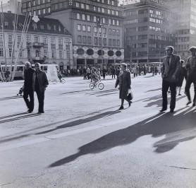 Poslije podne na Trgu