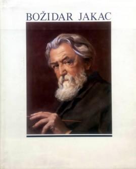 Božidar Jakac, donacija B. Jakac