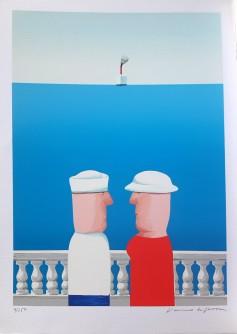 Dvoje na obali
