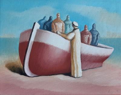 Figure u čamcu